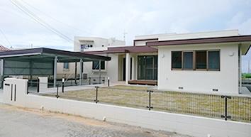 M様邸(国頭村)